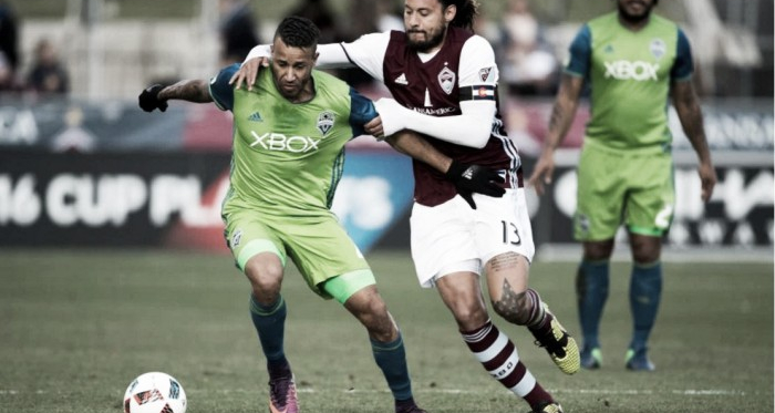 Audi 2016 MLS Cup Playoffs: Seattle Sounders player ratings