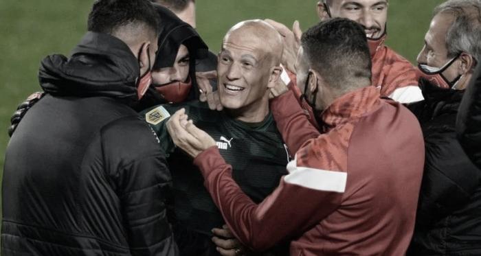 """Sebastián Sosa tras la victoria en la Plata: """"Cuando está Independiente dentro de la cancha hay que ilusionarse"""""""