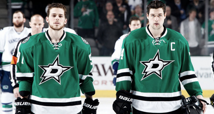 Both Tyler Seguin and Jamie Benn have failed to live up to their inflated contracts. | (Photo: ESPN.com)