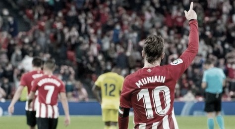 Athletic Bilbao vence Villarreal e se aproxima do G-4 em LaLiga