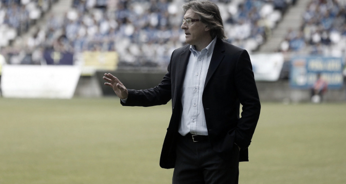 Sergio Egea regresa a la capital asturiana | Imagen: Real Oviedo