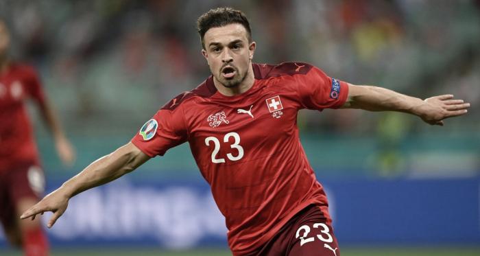 Suiza ganó y espera por otros resultados