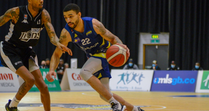 Sheffield Sharks 70-61 London Lions: Antwon Lillard'sdominant double-double debut secures opening night win for Sharks