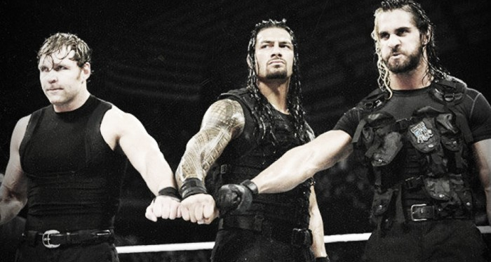 There appears to be a Shield reunion on the horizon. Photo: WWE,com