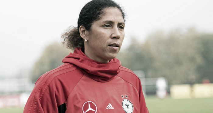 Germany call time on Steffi Jones' tenure | Source: dfb.de
