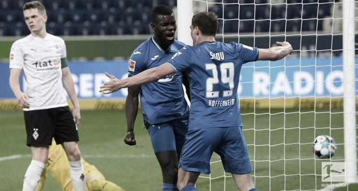 Kramaric faz dois em incrível virada do Hoffenheim contra o Mönchengladbach