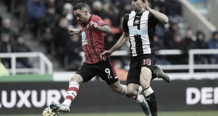 Gols e melhores momentos de Newcastle 2 x 2 Southampton pela Premier League