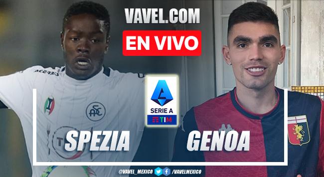Spezia vs Genoa EN VIVO: ¿cómo ver transmisión TV online en Serie A 2021?