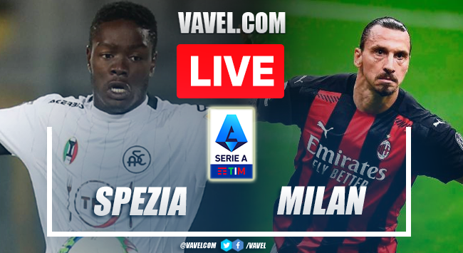 Spezia vs AC Milan: Live Stream, Score Updates and How to Watch Serie A Match