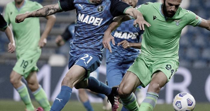 Sassuolo derrota Lazio na última rodada da Serie A