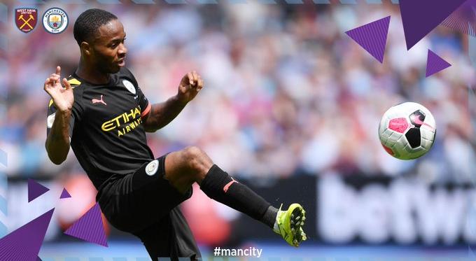 Premier League- City nel segno di Sterling! Hat Trick e West Ham demolito al London Stadium (0-5)