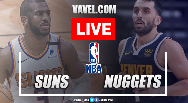 Phoenix Suns vs Denver Nuggets: Live Stream, How to Watch on TV and Score Updates in Game 4 of NBA