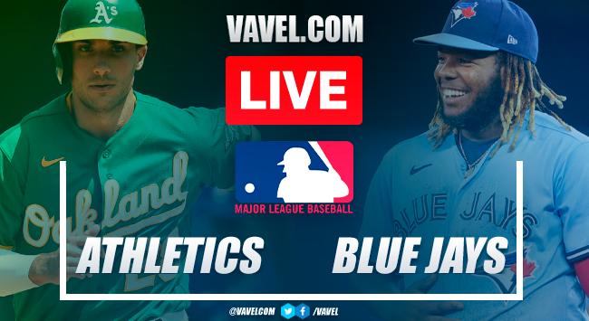 Runs and highlights: Oakland Athletics 8-10 Toronto Blue Jays in MLB 2021