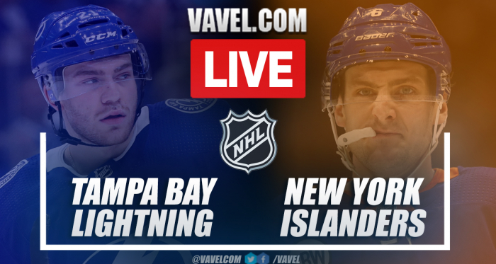 Highlights and goals: Tampa Bay Lightning 8-0 New York Islanders in 2021 NHL playoffs