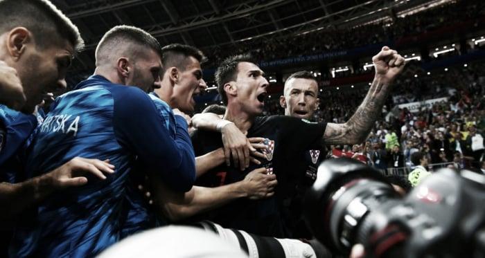 Croacia jugará ante Francia la final del Mundial 2018 | Foto: FIFA.com