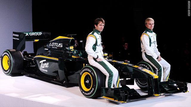 Team Lotus 2011: Un año sin puntos, otra vez