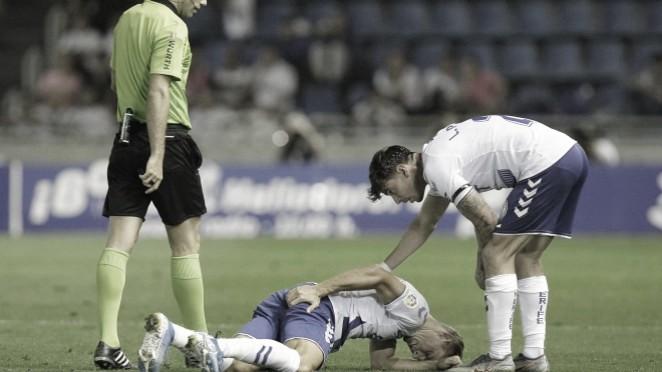 Las grandes estrellas del Tenerife no jugarán contra el Cádiz / CD Tenerife