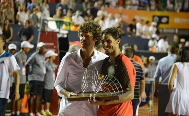 Nadal derrota Dolgopolov e conquista o Rio Open