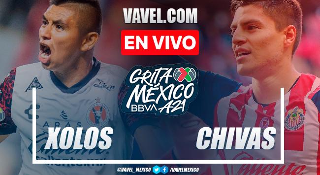 Xolos Tijuana vs Chivas EN VIVO: ¿cómo ver transmisión TV online en Liga MX?