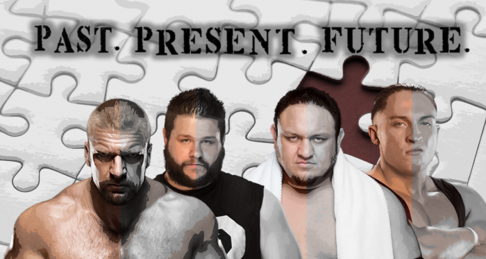 Could a major repeat stable be about to make way in WWE? (image: joel lampkin)