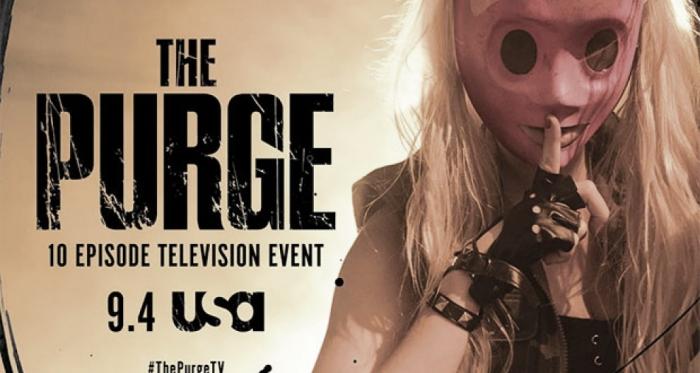 Cuatro actores serán los nuevos protagonistas de la segunda temporada de The Purge/ Fotografía deMucholingo