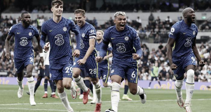 Em grande segundo tempo, Chelsea vence Tottenham fora de casa