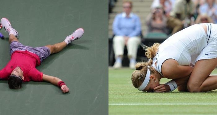 From Kvitova to Thiem: A new generation of Grand Slam singles champions