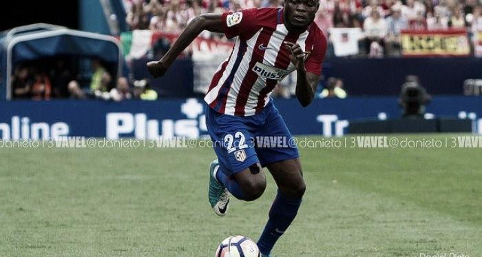 Anuario VAVEL Atlético de Madrid 2017: Thomas Partey, el polivalente rojiblanco