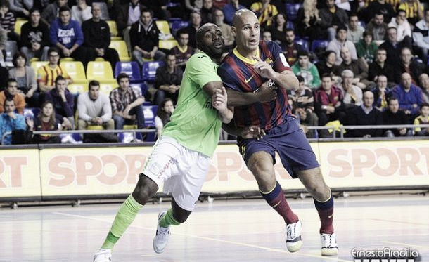 FC Barcelona - Inter Movistar: se tienen ganas