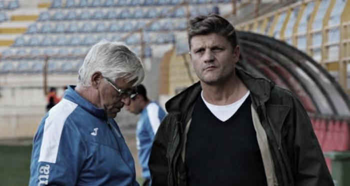 """Toni García: """"Empezaremos a buscar un entrenador que se asemeje al estilo de juego"""""""