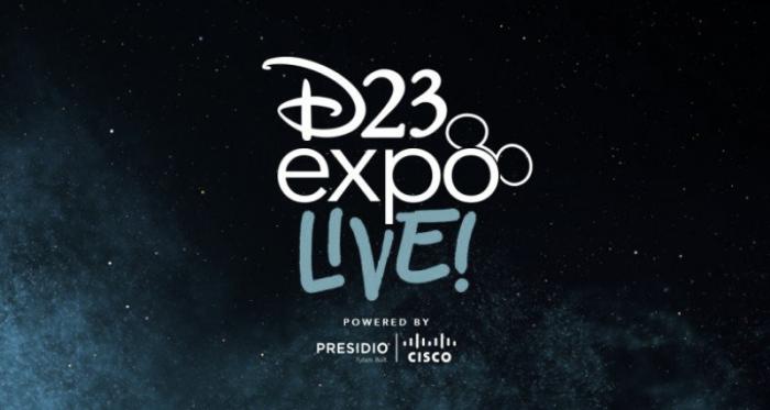 La D23 Expo 2019 se realizó en elAnaheim Convention Center/ Fotografía de Twitter.