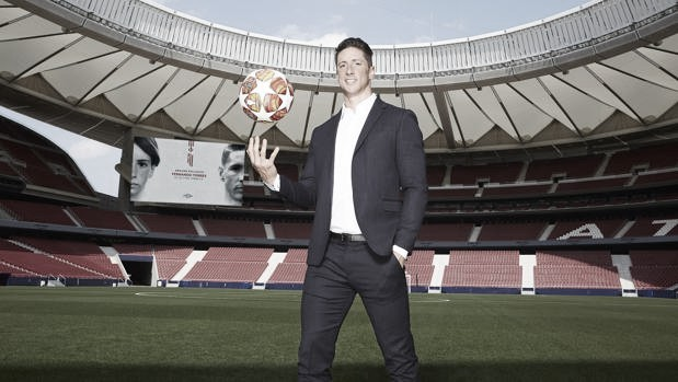Fernando Torres, nuevo entrenador del Juvenil A