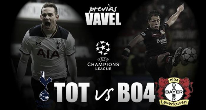 Previa Tottenham - Leverkusen: bajo el fuego de Londres