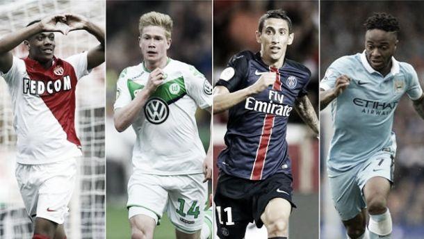 As cinco principais transferências do futebol mundial