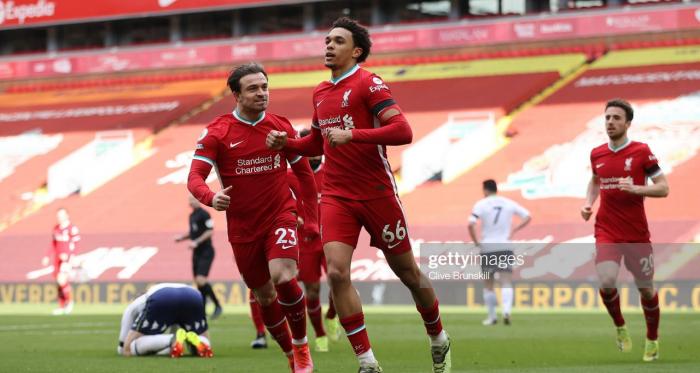 Liverpool 2-1 Aston Villa: Alexander-Arnold sinks Villans with stoppage time strike