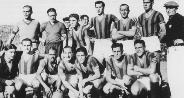 Isidro Lángara, the Spanish Civil War and a football team in exile