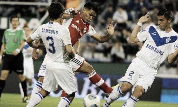Vélez y River firmaron un empate con sabor a poco