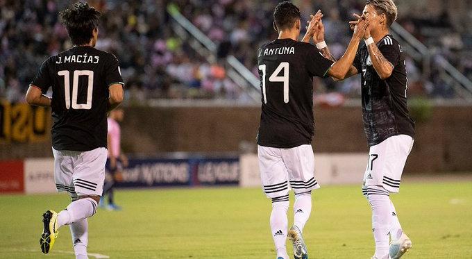 Sin despeinarse, México vence a Bermudas