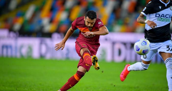 Serie A - Pedro firma la prima vittoria della Roma: 0-1 all'Udinese