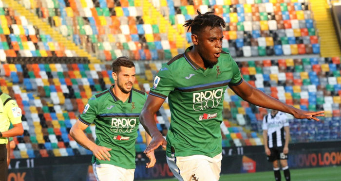 Un super Muriel stende l'Udinese: l'Atalanta vince 3-2
