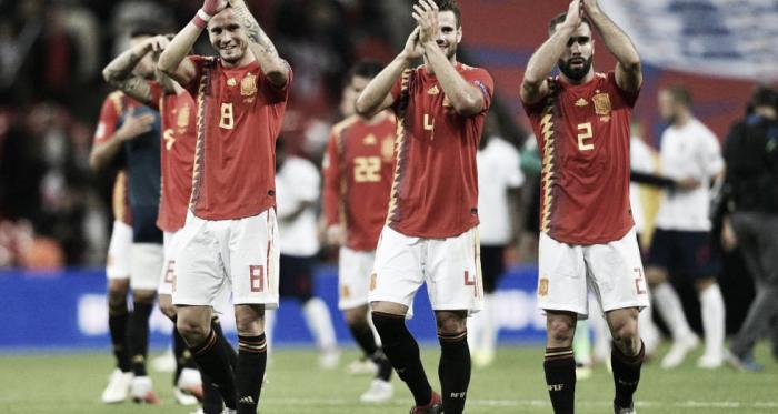 """""""La Roja"""" quiere la UEFA Nations League"""
