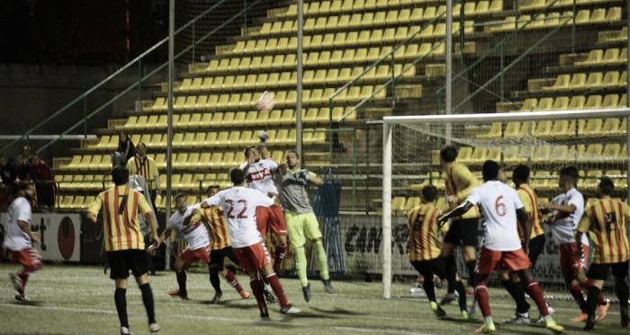Un Nàstic descafeinado pasa a semifinales de Copa Catalunya desde los once metros