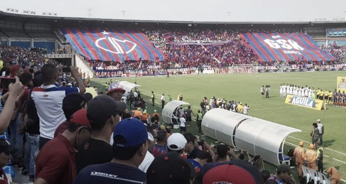 Unión Magdalena logró una importante victoria sobre Atlético Nacional