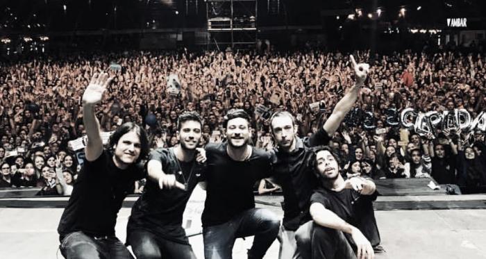 Gira Principios Zaragoza / Foto: Cuenta oficial de Instagram de Luis Cepeda