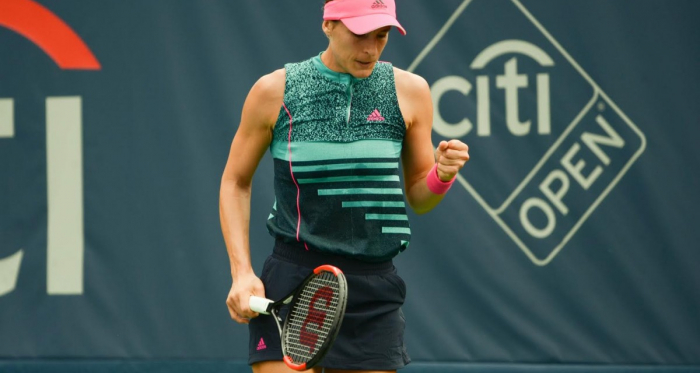 Andrea Petkovic moves into another semifinal at the Citi Open | Photo: Noel John Alberto / VAVEL USA Tennis