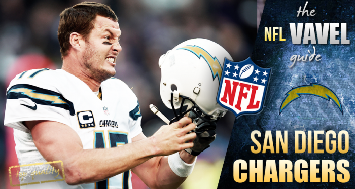 VAVEL USA's 2016 NFL Guide: San Diego Chargers team preview