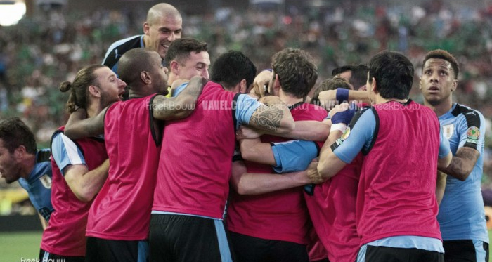 Uruguay will host Brazil in Round 13 of WCQ | Source: Freek Bouw - VAVEL USA