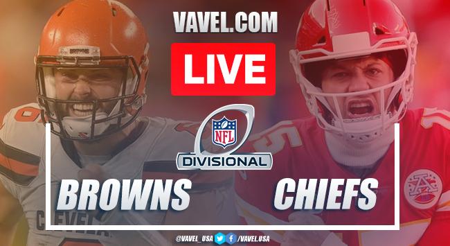 Highlights and Touchdowns: Cleveland Browns 17-22 Kansas City Chiefs, NFL Playoffs 2021