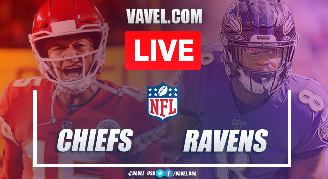 Touchdowns and Highlights: Kansas City Chiefs 34-20 Baltimore Ravens, 2020 NFL Season