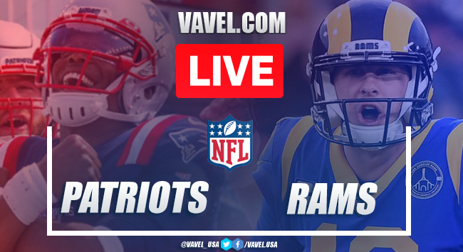 Touchdowns and Highlights: New England Patriots 3-24 Los Angeles Rams, 2020 NFL Season